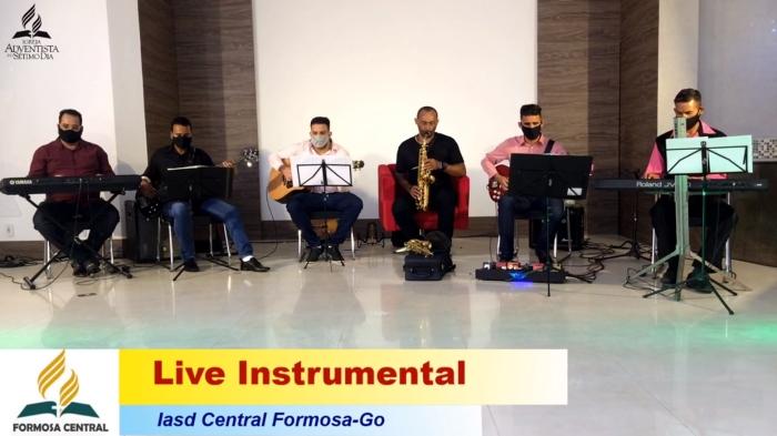 Primeiro Recital de Instrumentais Gospel