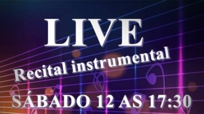 Segundo Recital de Instrumentais Gospel